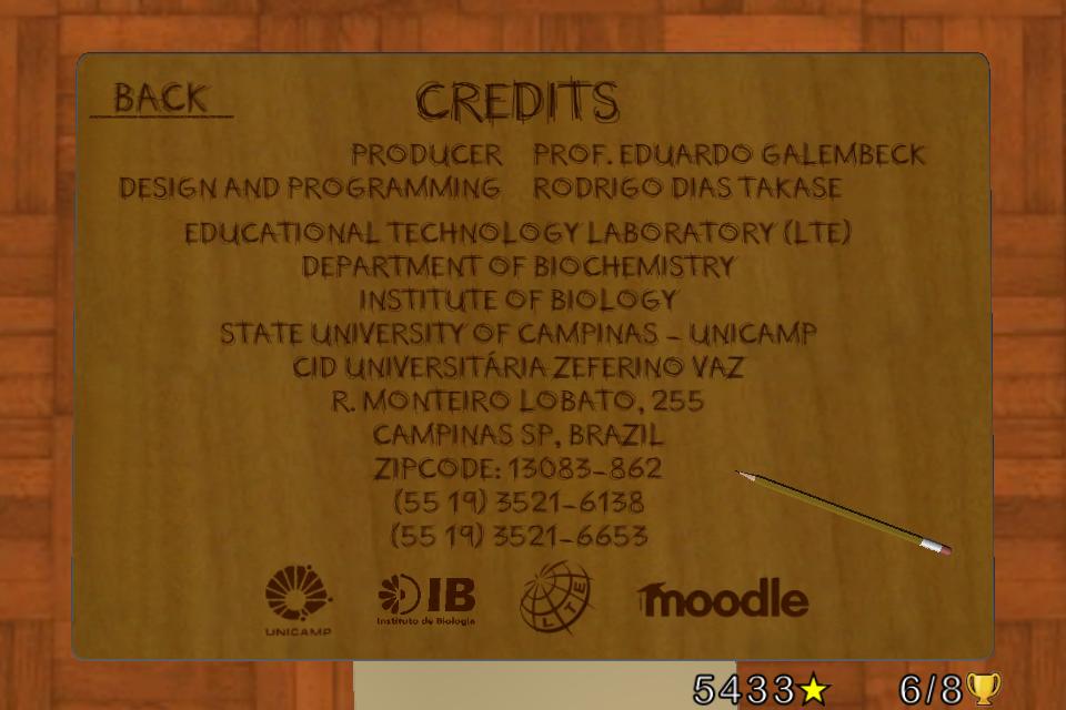 Screenshot 3D Class