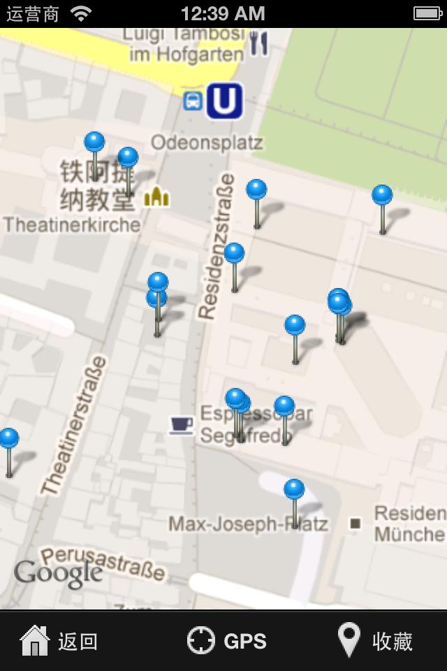 苹果地图中文版